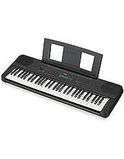 ヤマハ ポータブルキーボード 61鍵盤 PSR-E360 便利なレッスン機能やタッチレスポンスを搭載