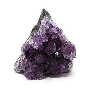 Muestra de cristal de geoda de cuarzo, extra grande.: CrystalAge: Amazon.es: Hogar