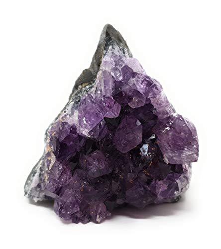Drusa de Amatista Calidad Extra 60-200 GR Gemas Geoda Cristal Cuarzo Mineral