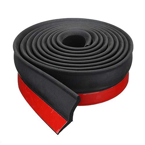 Gummidichtungsstreifen für Garagentore, Mehrzweck-Tür-Boden-Dichtungsstreifen, Vollverkleidungs-Dichtungsstreifen