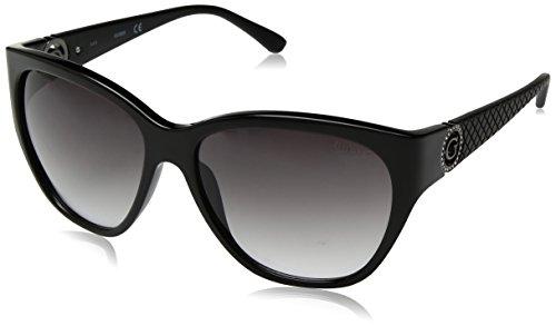Guess GU7348 C60 C38 (Black / Gradient Smoke Lens) Sonnenbrillen
