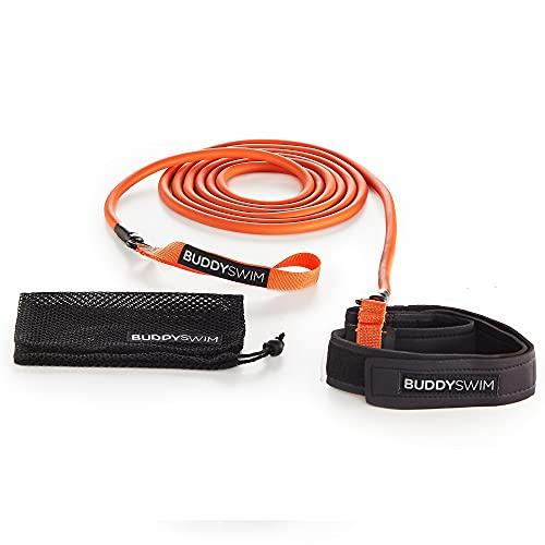 BUDDYSWIM Stationary Swim Training Belt