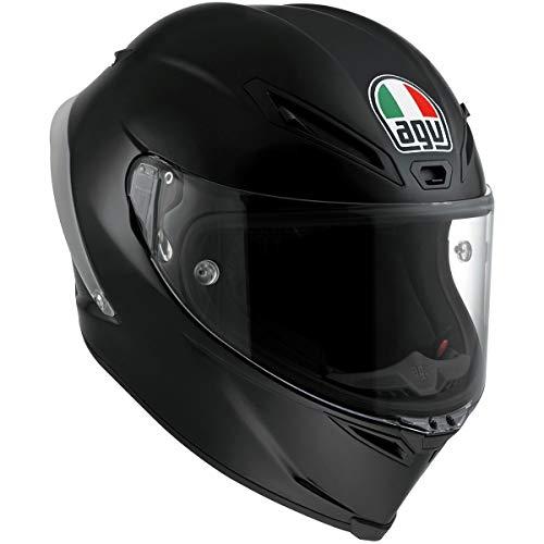 AGV Unisex-Adult Corsa R Helmet-Black/Small