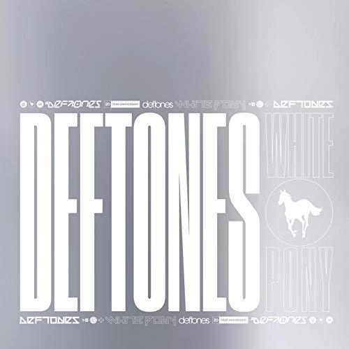 White Pony (20Th Anniversary Deluxe Edt. 4 Lp + 2 Cd)
