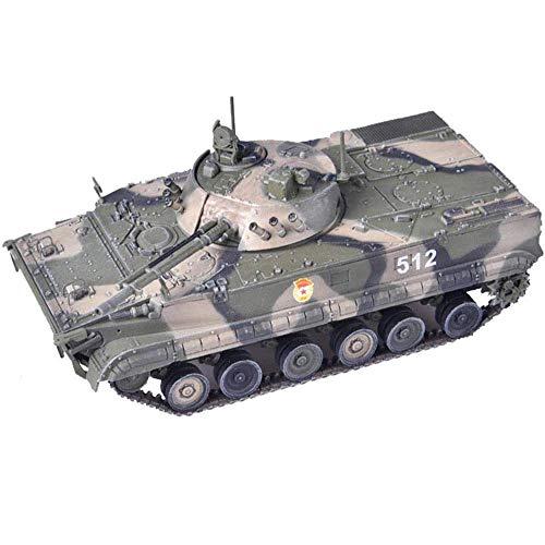 LHJCN Modelo de Tanque Fundido a presión a Escala 1:72, plástico BMP3 IFV Rusia, Juguetes y Regalos Militares, 3,7 Pulgadas x 1,8 Pulgadas