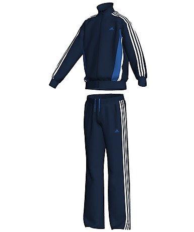 adidas - Fußball-Trainingsanzüge für Jungen in COLLENAVY/CO, Größe 152