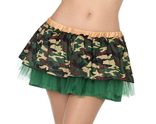 Atosa – 26461 – rok – camouflage – volwassenen – maat 3