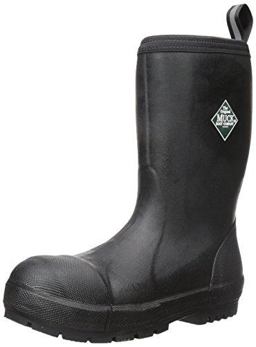 Muck Boot mens Chore Resistant Mid Steel Toe Work Boot