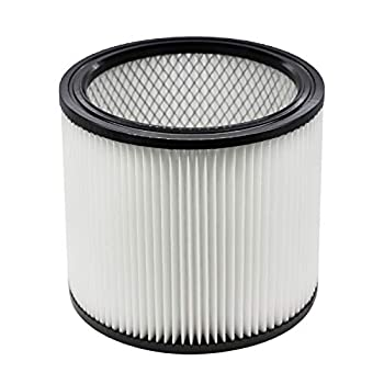 Extolife Replacement Filter for Shop-Vac 90350 90304 90333 Replacement fits most Wet/Dry Vacuum 5 Gallon and above