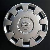 Otras Marcas Opel Corsa C 2000-2006 Astra G-H, Meriva, Zafira Set 4 Tapacubos específicos RIC
