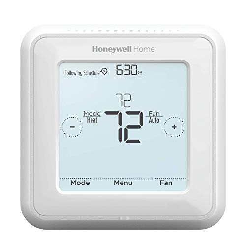 Honeywell Home RTH8560D 7 Day Programmable Touchscreen Thermostat (Renewed)