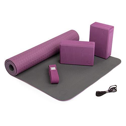 Le kit de yoga