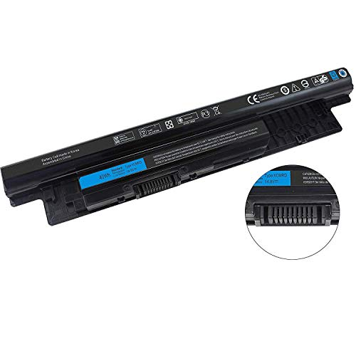 XCMRD MR90Y Sostituzione della batteria del laptop per Dell Inspiron 15 3000 Series 15-3537 15-3542 15-3543 15-3541 15-3521 15-3531 i3531 i3542-6000bk 17 3721 3737 17R-5737 15R 5537 5521(14.8V 40Wh)