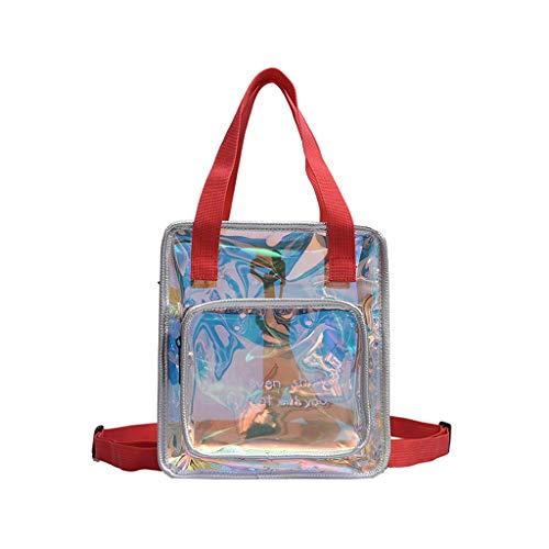 OIKAY Mode Damen Tasche Handtasche Schultertasche Umhängetasche Mode Neue Handtasche Frauen Umhängetasche Schultertasche Strand Elegant Tasche Mädchen 0605@023