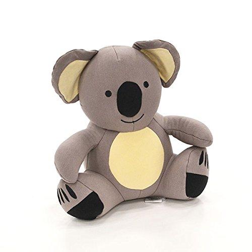 Yogibo Mates Stuffed Animals, Huggable Cute Plush Toys for Kids, A Soft Huggable Friend, Sensory Toy with Soft Mini Bean Fill, Koala