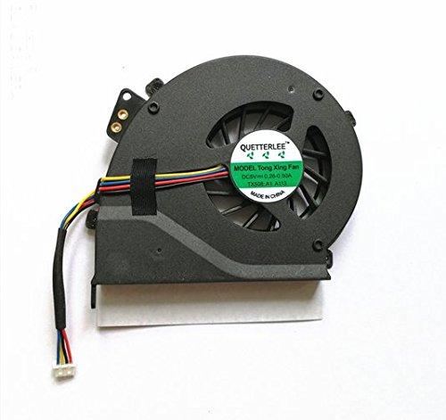 Nuevo portátil CPU ventilador de refrigeración para Acer Extensa 523556355635G 5635Z 5635ZG...