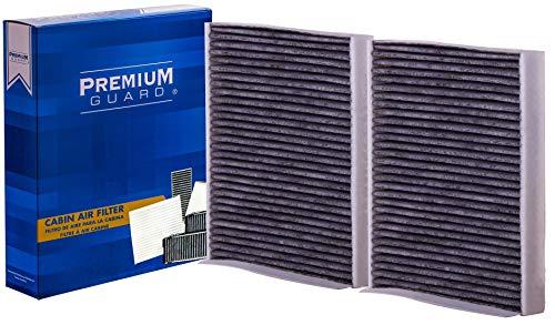 PG Cabin Air Filter PC4329| Fits 2010-16 BMW 535i, 2011-16 535i xDrive, 528i, 550i, 550i xDrive, 2012-16 528i xDrive, 2009-15 750Li, 750i, 2010-15 750Li xDrive, 2012-18 650i, 2013-16 M5, 2011-15 740Li