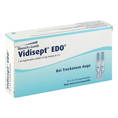 VIDISEPT EDO Ein Dosis Ophti 30X0.6 ml