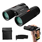 Eyeskey Wayfarer 8x32 Compact Binoculars for Adults and Teenagers, Specially Designed for Travel Also Great...