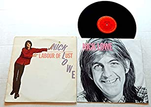 Nick Lowe LABOUR OF LUST - Columbia Records 1979 - USED Vinyl LP Record - 1979 Pressing JC 36087 - Cruel To Be Kind - You Make Me - Love So Fine - Switch Board Susan - Dose Of You