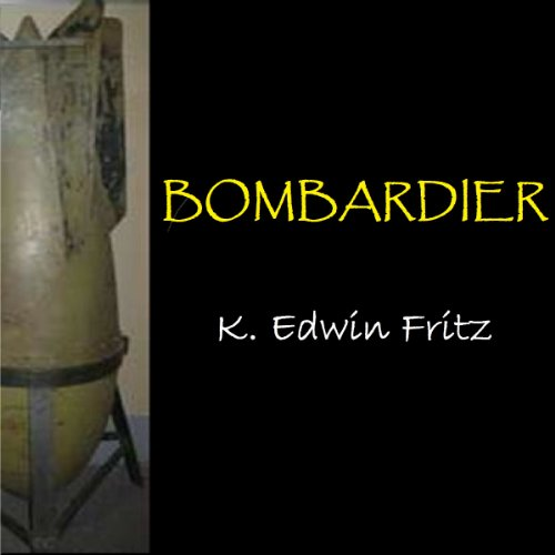 Bombardier audiobook cover art