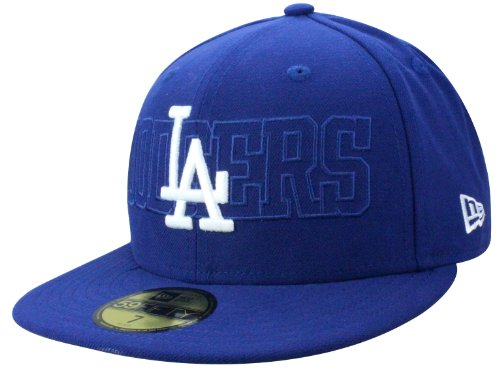 New Era LA Dodgers Cap Tonal Word | Taille 6 7/8 + Bandana gratuit