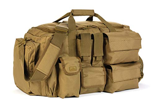 Red Rock Outdoor Gear - Operations Duffle Bag, Coyote