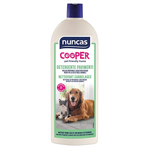 Nuncas Cooper Detergente Pavimenti - 1000ml