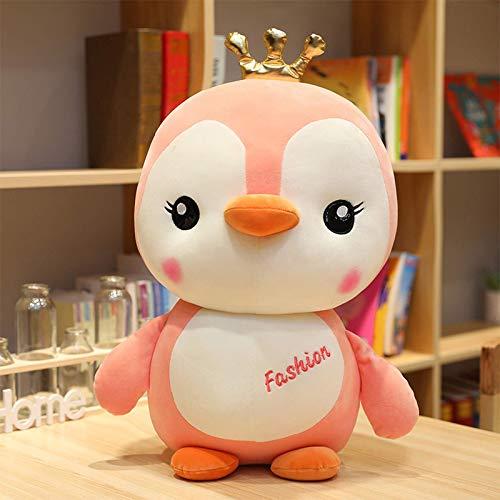 N / A Juguetes de Peluche de pingüino Grande y Suave, muñeco de Animales de Dibujos Animados de...