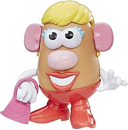 Brinquedo Pré Escolar Mr Potato Head Mrs Potato Head - Hasbro