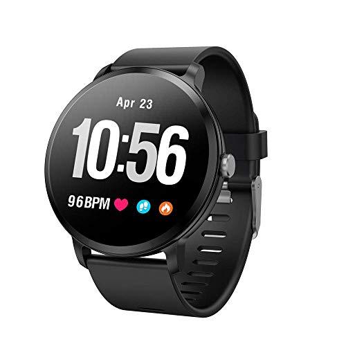 HX0945 V11 Smart Watch mannen vrouwen evenwichtig glas Activity Fitness Tracker Sport Smartwatch IP67 waterdichte hartslagmeter merk