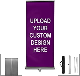 banner retractable stand