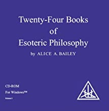 Twenty Four Books of Esoteric Philosophy