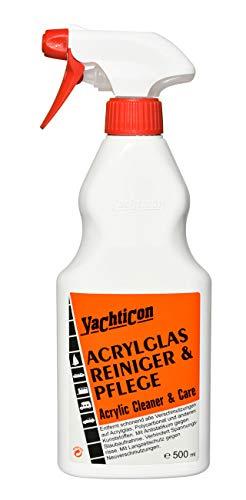 YACHTICON Acrylglas Acryl Pflege 500ml