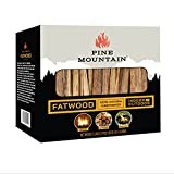 Pine Mountain StarterStikk 100% Natural Fatwood Firestarting Sticks,