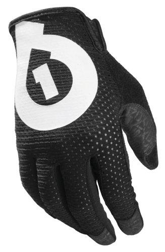 SIXSIXONE Raji Unisex - Guantes, tamaño XL, Color Negro