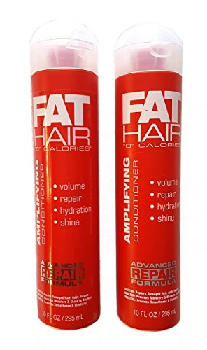 Samy Fat Hair Conditioner Amplifying 10oz by Samy