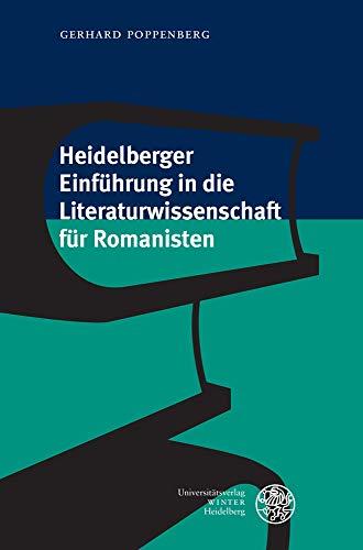 Heidelberger Einführung in die Literaturwissenschaft für Romanisten