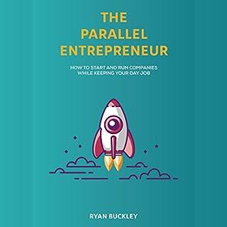 The Parallel Entrepreneur audiobook cover art