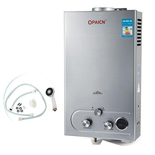 Guellin LNG Calentador de Agua de Gas Natural Calentador de Agua Calentador de Agua Automatico Calentador de Agua Instantaneo Natural Gas Water Heater (16L)