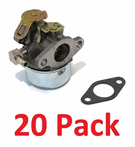 Best Buy! The ROP Shop (20) CARBURETORS Replaces Tecumseh 640084B 640084 632107A 632107 for Most 4 &...
