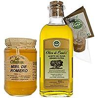 Olivo de Cambil Aceite y Miel, Pack de 1
