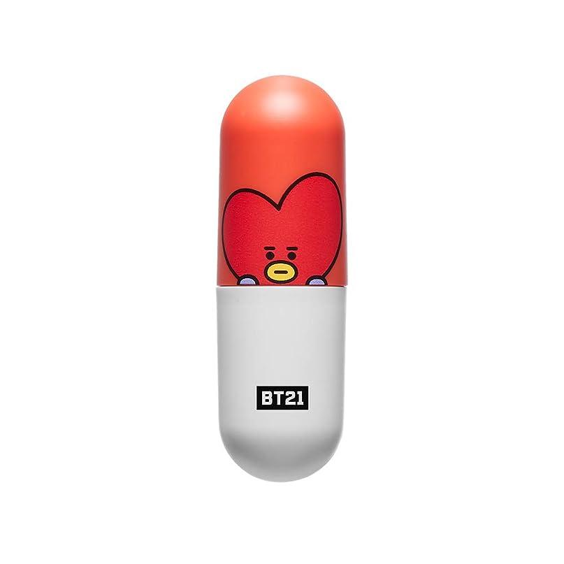 収益必要性恩恵BT21 × VT Cosmetic リッピースティック / LIPPIE STICK (06.レッドフル)
