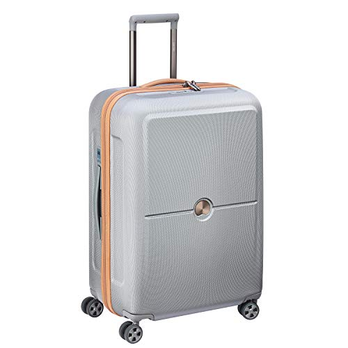 Delsey Paris TURENNE PREMIUM Koffer, 70 cm, 83, 2 Liter, Silber