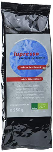 Bioland-Hof Klein Lupresso gemahlen Bio Lupinen Espresso (1 x 250 g)