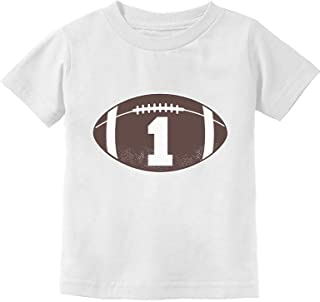 Gift for 1 Year Old Boy Football Baby Boy 1st Birthday Infant Kids T-Shirt