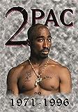 Bioworld Merchandising - Tupac Shakur poster tissu 1971 -