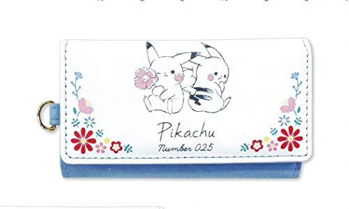 【ポケモン】ピカチュウ キーケース(フラワー/27347)