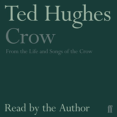Crow audiobook cover art