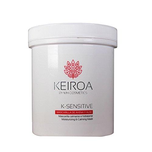 Keiroa 8435300000000 K-Sensitive Mascarilla de Avena y Aloe Vera, 500 ml